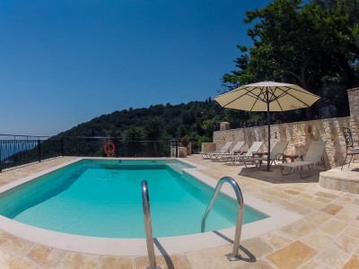 Villa genna pool